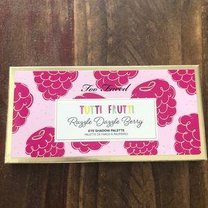 New Too Faced Tutti Frutti Razzle Dazzle Berry
